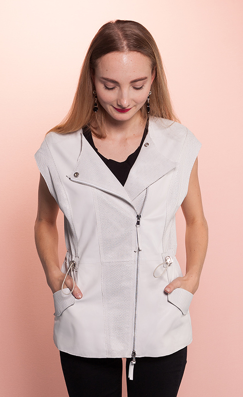 Y-1108 SUTTON Perforated Vest